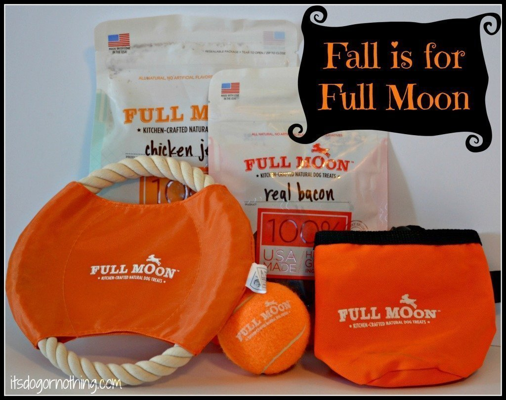 Full Moon dog treats