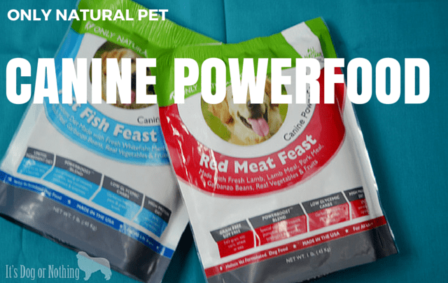 Only Natural Pet Canine PowerFood