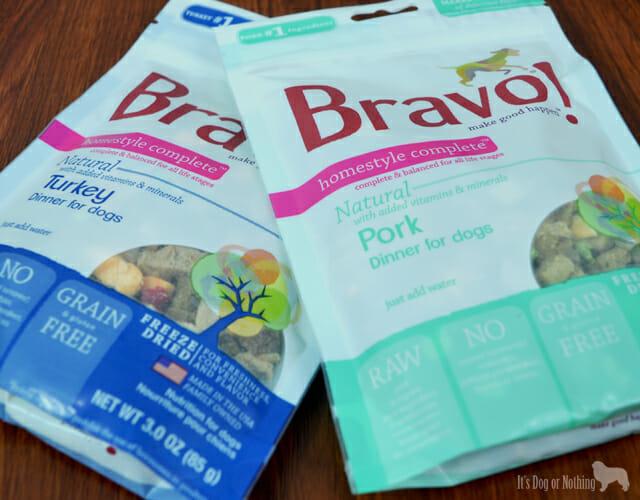 Bravo Pet Foods - Pet Paw-Looza