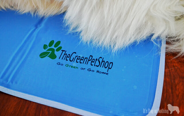 The Green Pet Shop - Cool Pet Pad