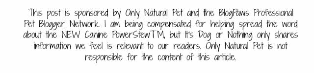 Only Natural Pet PowerStew