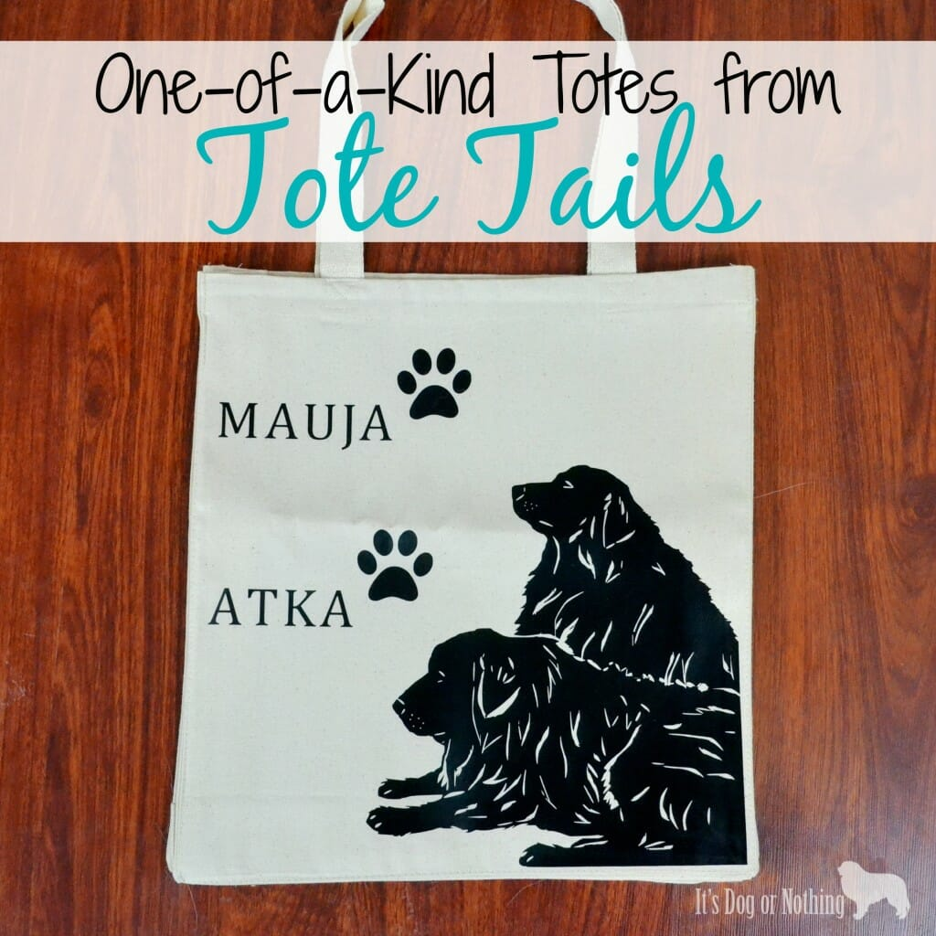 Custom Totes from Tote Tails