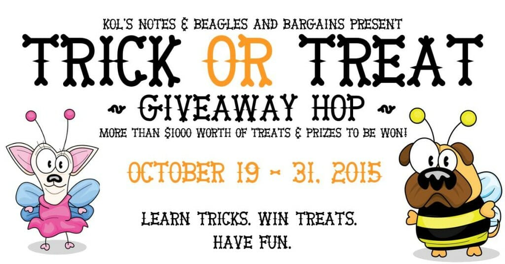 Trick or Treat Blog Hop