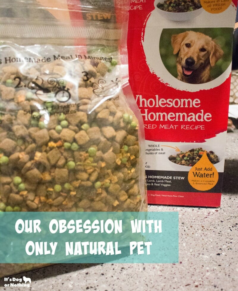 It's no secret that we love Only Natural Pet. They provide high-quality food and chews at affordable prices and the fluffies are obsessed with all of it.