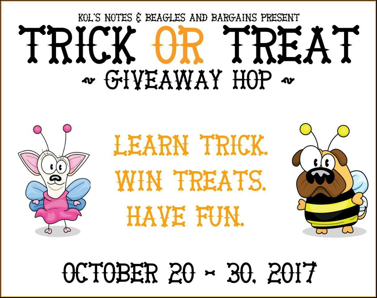 Trick or Treat Giveaway Hop | 2017