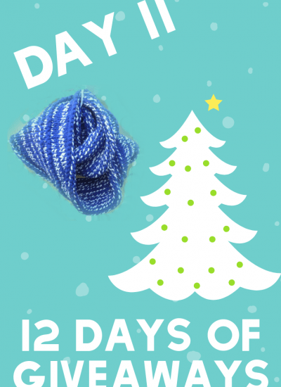 12 Days of Giveaways | Day 11