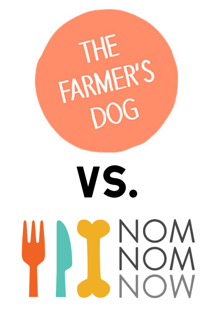 The Farmer's Dog vs. NomNomNow: A Comprehensive Comparison