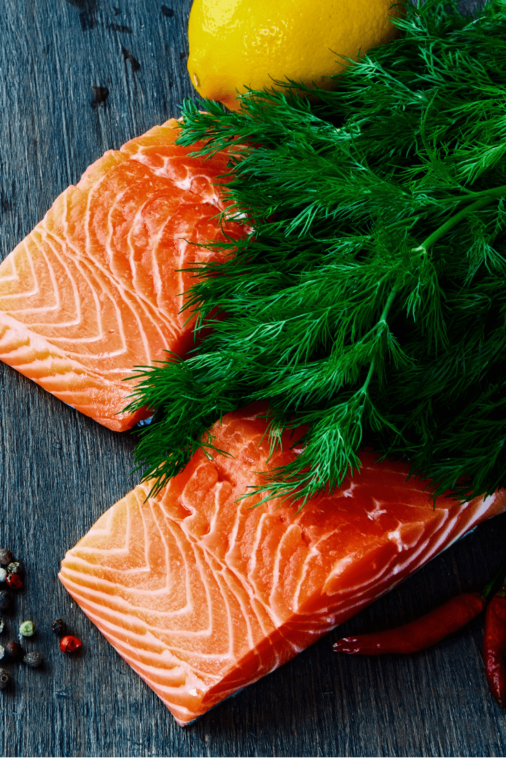 5 Benefits of Salmon Oil for Dogs